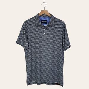 Robert Graham Tailored Fit Polo Shirt
